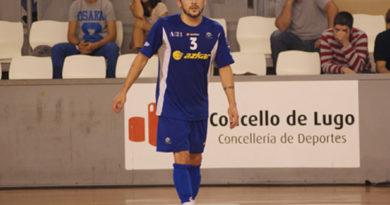 El CD El Ejido de Fútbol Sala se hace con los servicios de Ossorio