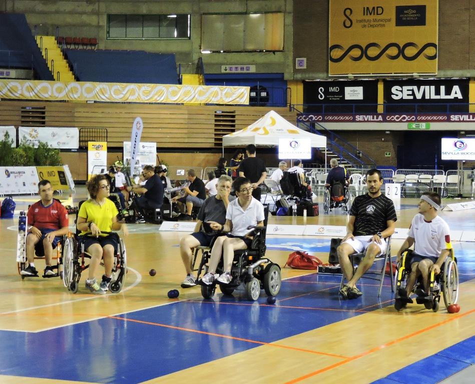 Sevilla Boccia Worl Open