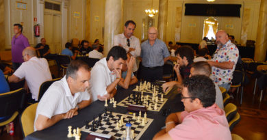La tradición del ajedrez