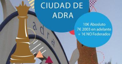 I Open Internacional de Ajedrez