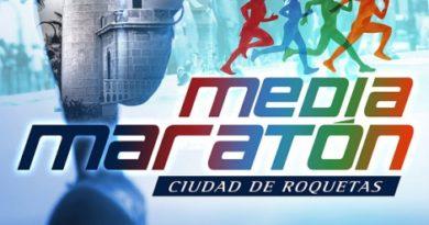 Media Maratón Ciudad de Roquetas