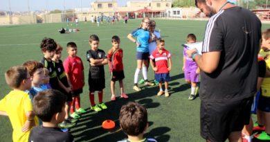 nueva Escuela de Fútbol EDA