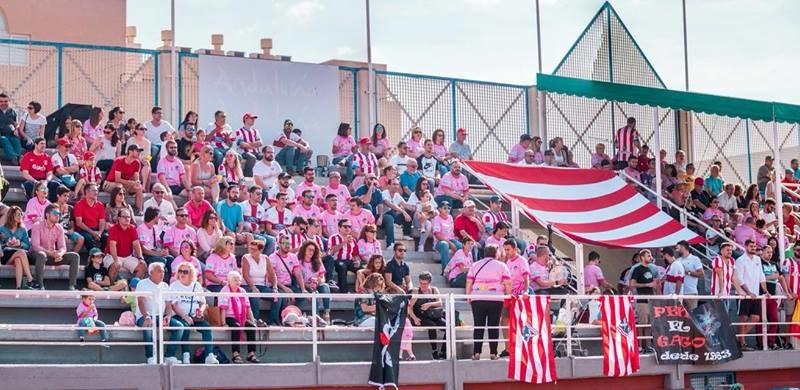 Partido clave recibiendo el Poli Almería al Alhaurín de la Torre CF y derbi entre el Roquetas CF 2016 y el CD Adra Milenaria