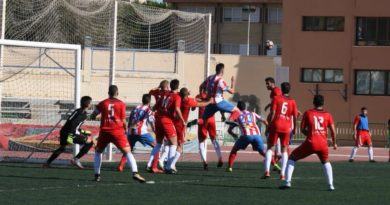 Poli Almería visitará a AD Malaka CF, Berja CF a CD Torreperogil y Roquetas CF 2016 a CD Alhaurino