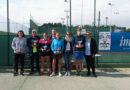 El tenis almeriense tiene nuevos campeones en categoría cadete