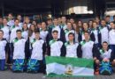 Medallas para los nadadores almerienses de la selección andaluza infantil y junior
