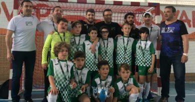 El CN Almería se corona campeón de Andalucía benjamín