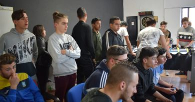 Jóvenes nijareños han participado en el Torneo Fifa 2018