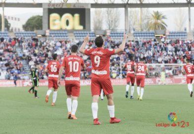 """""""Para mí el gol es legal, pero ahora hay que mirar al Alcorcón"""""""