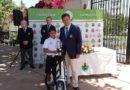 Marta López y Arián Rodríguez se proclaman subcampeones de España y campeones de Andalucía de golf en sus categorías