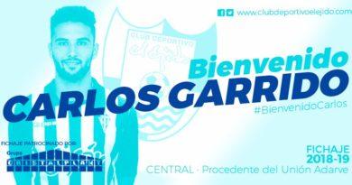 Carlos Garrido refuerza la defensa celeste