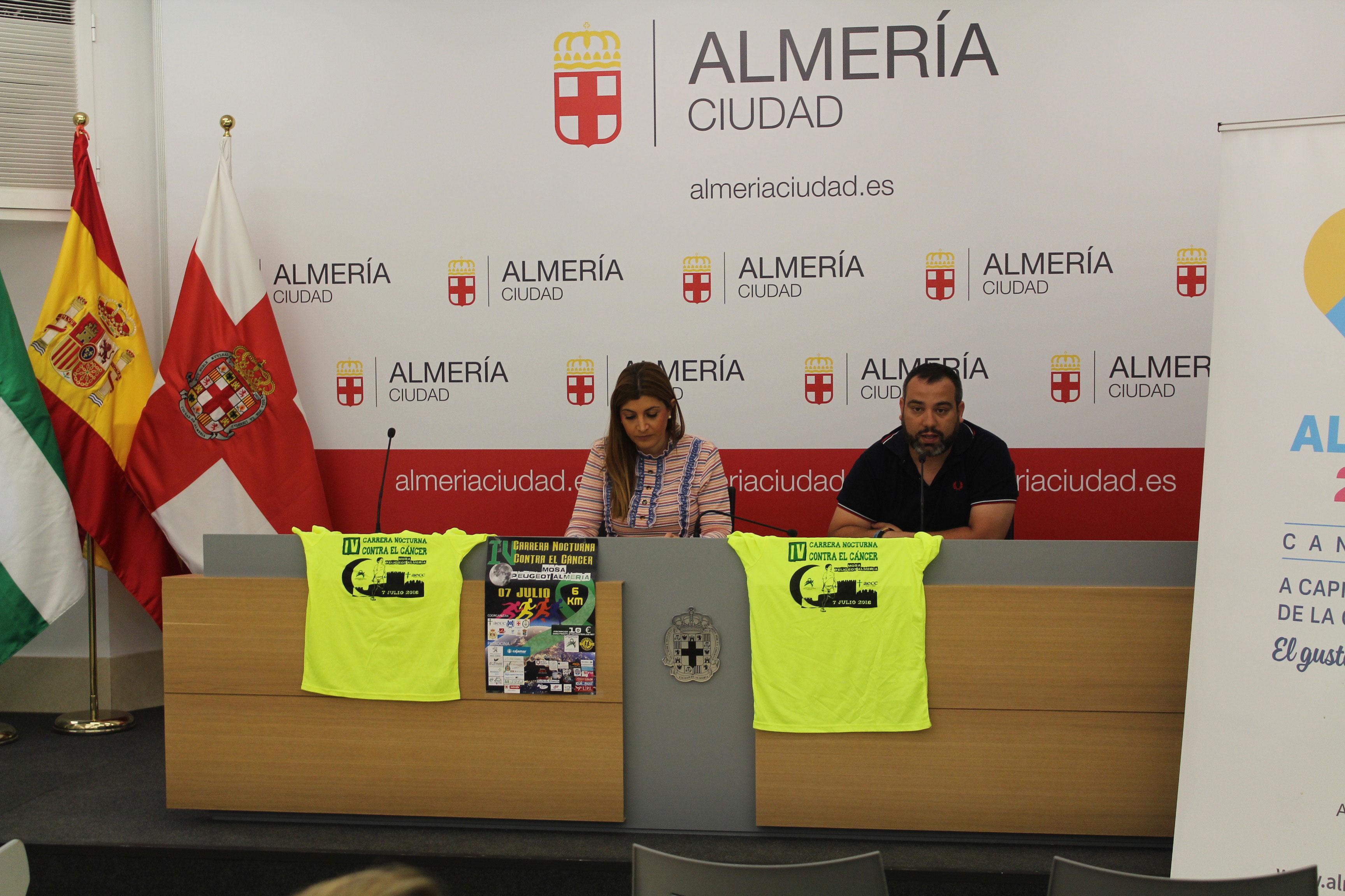 Carrera Contra el Cancer Almeria