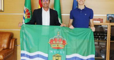 Alcalde de El Ejido recibe a Manu Martos