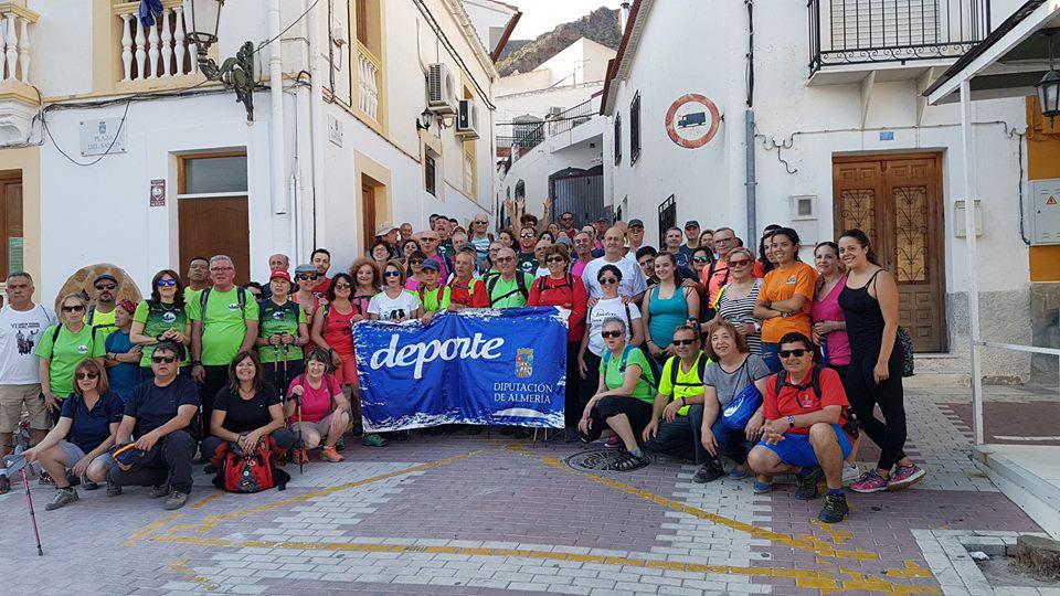 Rutas y Senderos Diputacion de Almeria