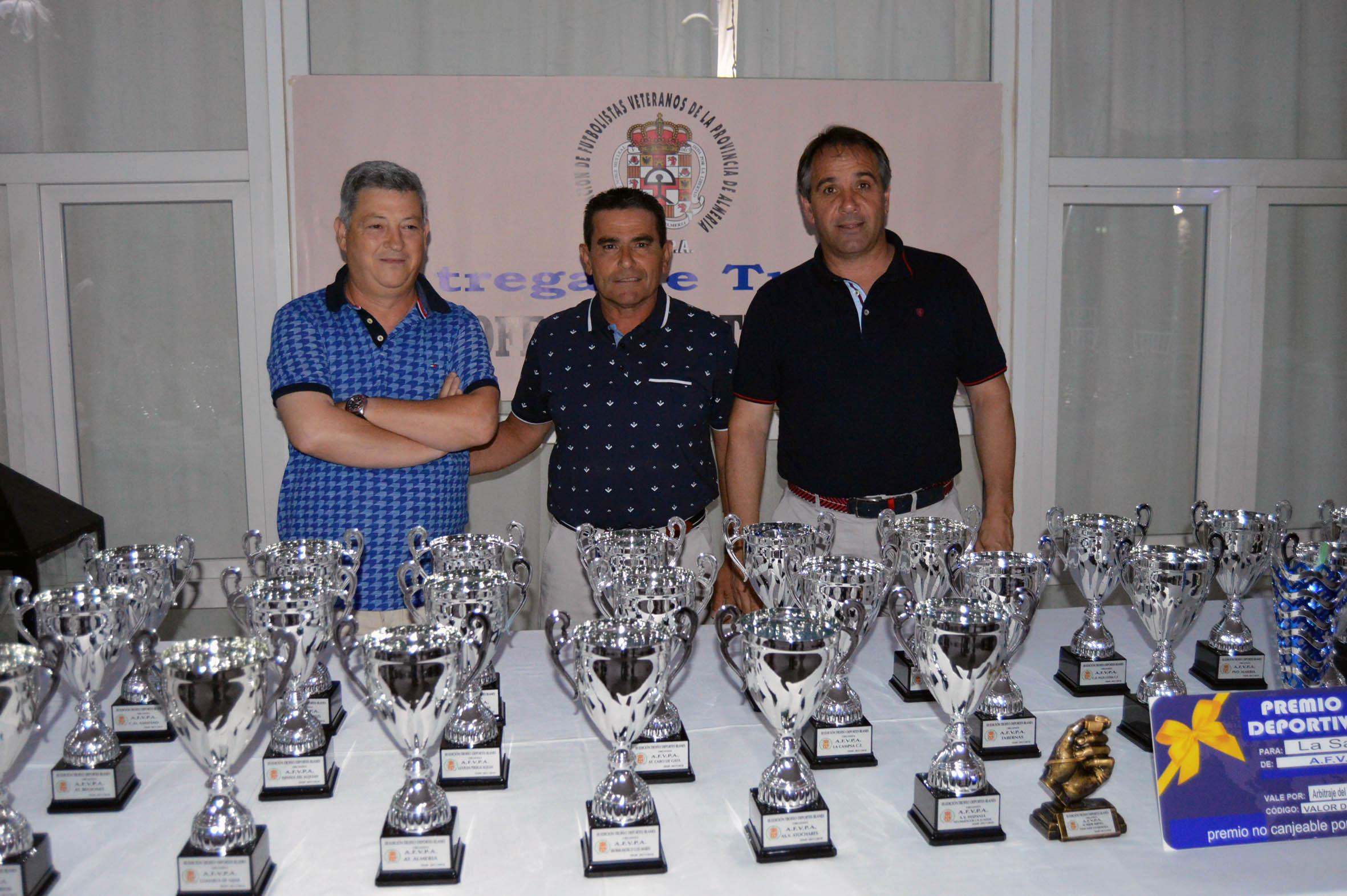 Torneo de veteranos Deportes Blanes