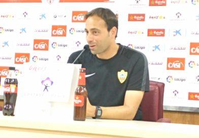 Fran asegura que Caballero cuenta para entrar en la lista de convocados para Cádiz