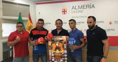 El combate más esperado en la XVII Velada de Boxeo Feria de Almería
