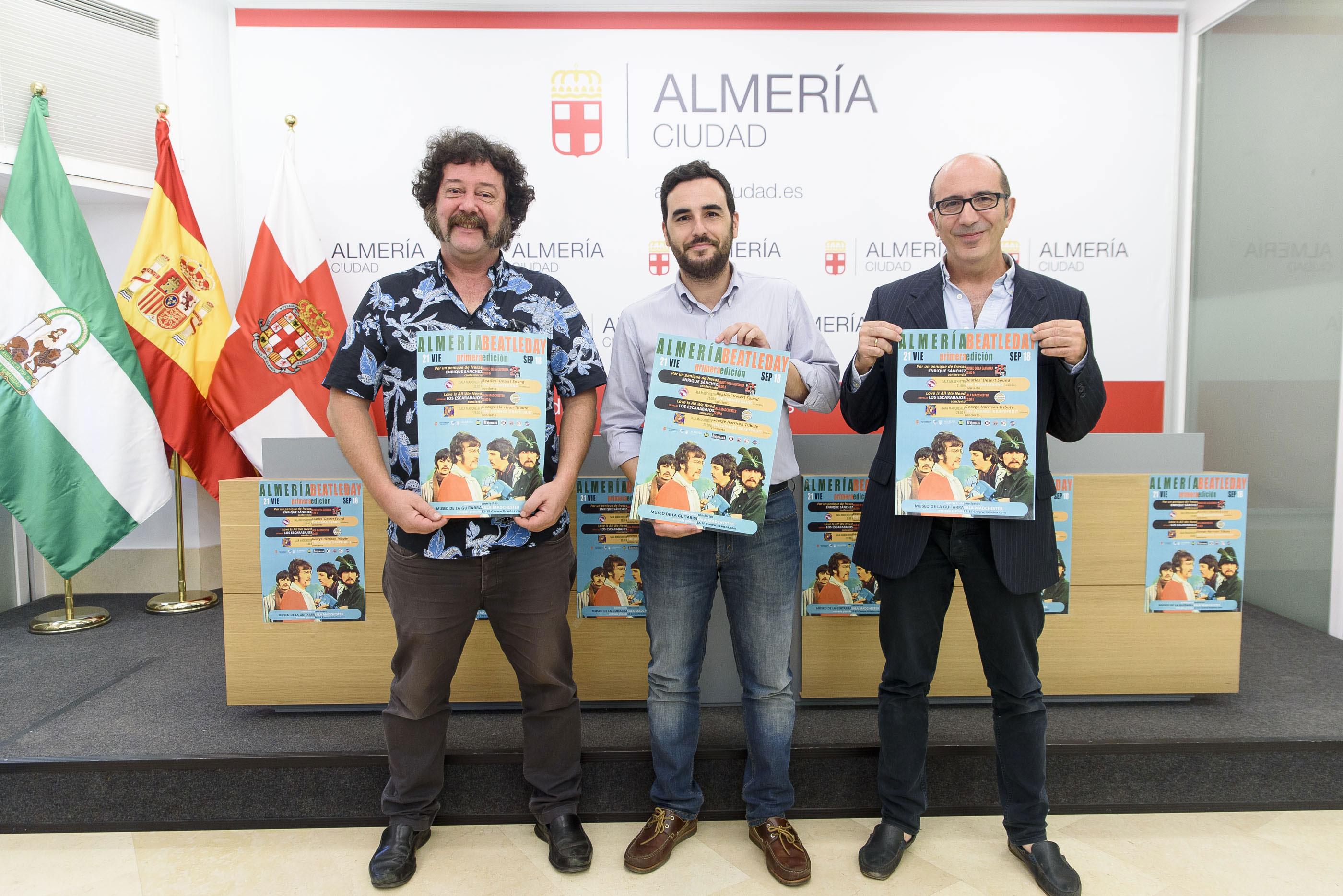 Beatles Day en Almeria
