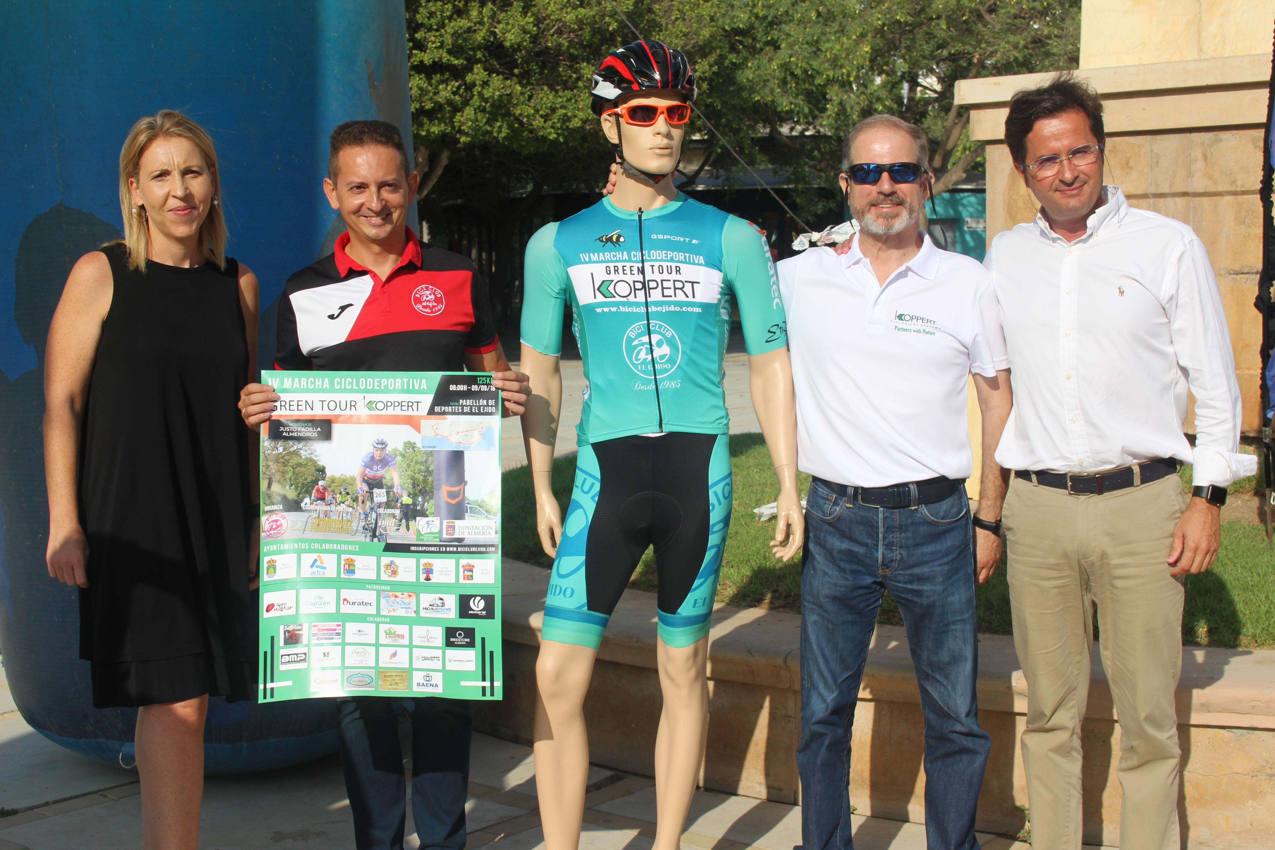 IV Edicion de la Green Tour Koppert
