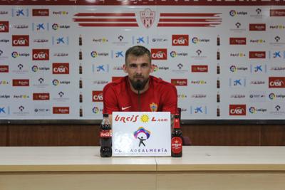 Defensa de la Unión Deportiva Almeria