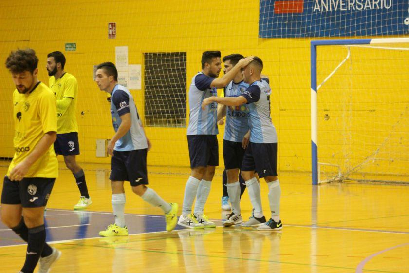 CD El Ejido vs Adimul Puntarrón Futsal 3