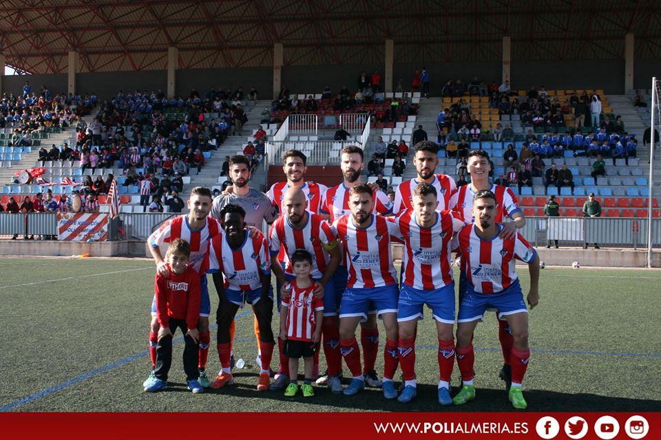 Poli Almería derbi 1