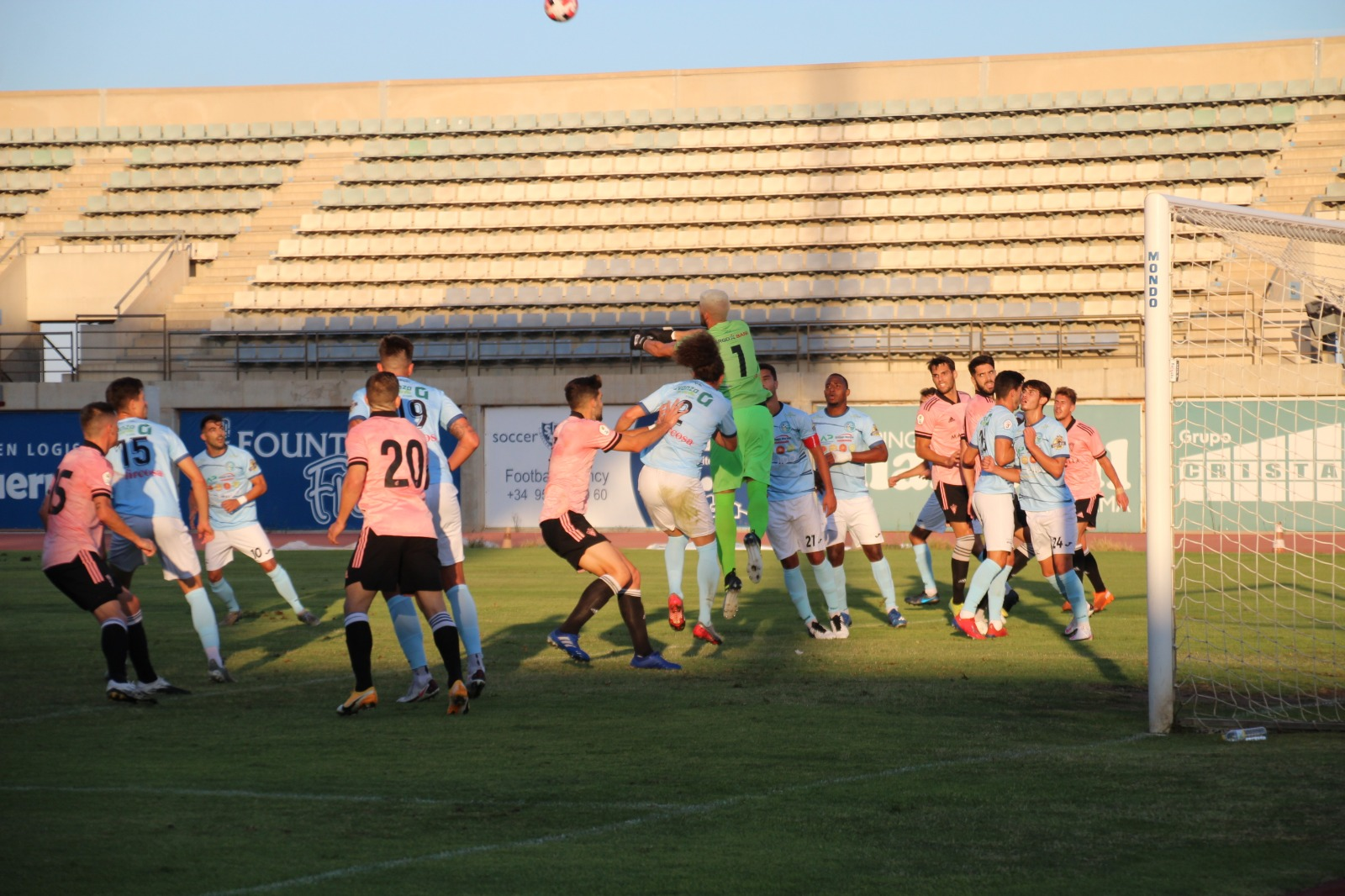 CD El Ejido vs Marbella FC 1