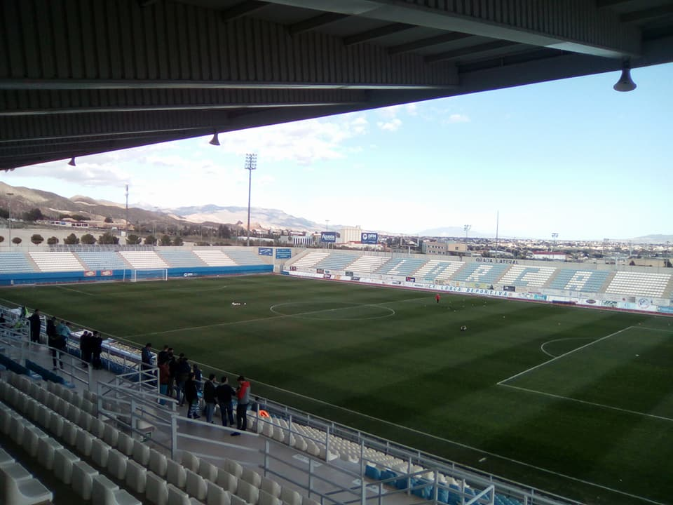 Estadio Francisco Artés Carrasco Lorca