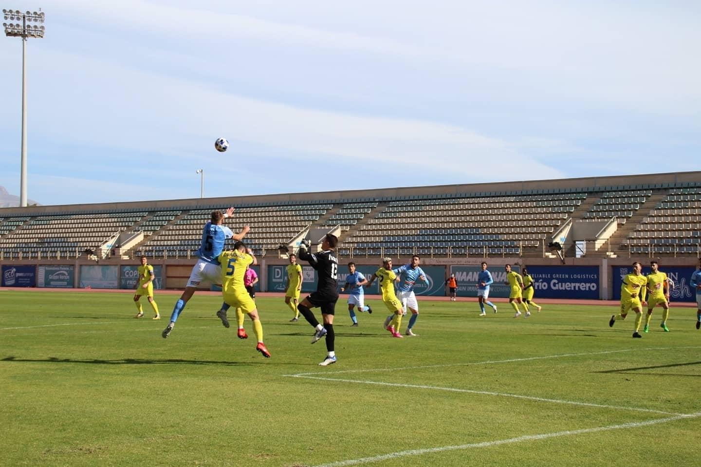 CD El Ejido 2012 vs CF Lorca Deportiva 3
