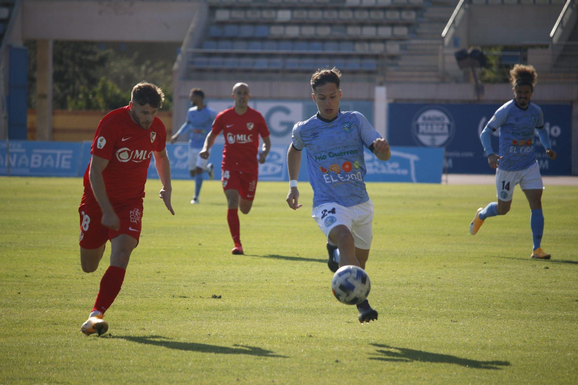 CD El Ejido 2012 vs Linares Deportivo 3