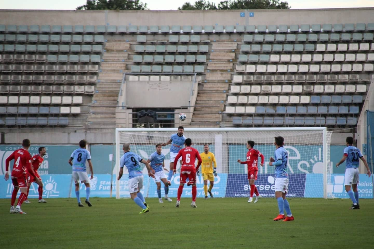 CD El Ejido 2012 vs Real Murcia CF 1
