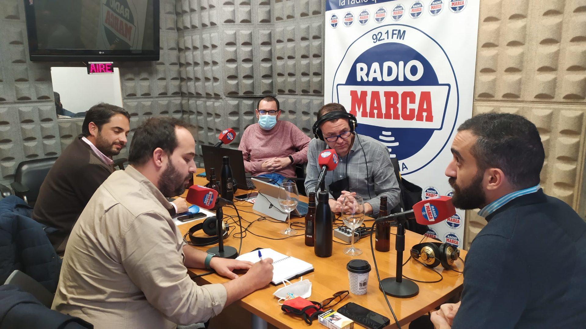 #RadioblogMinuto92. Entrevista a Mohamed El Assy pasó lo que tenía