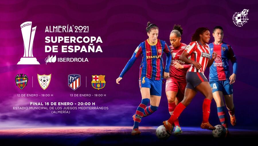 Supercopa de España Fútbol Femenino