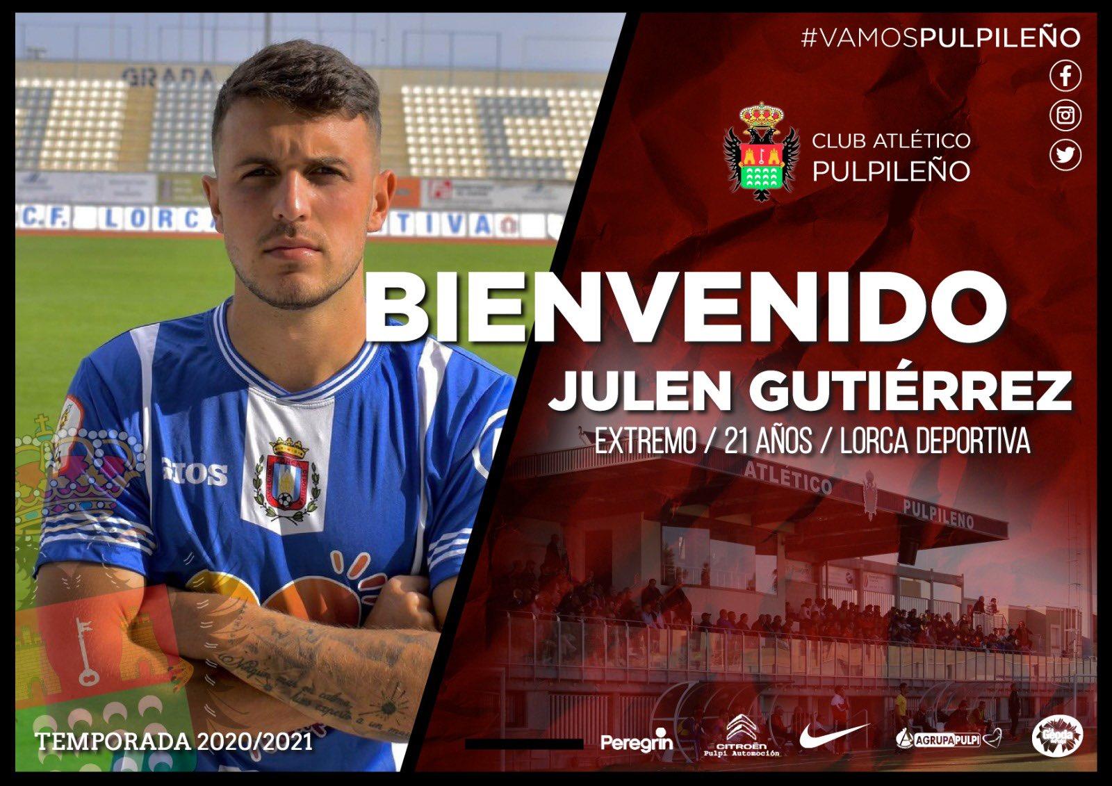 Atlético Pulpileño fichaje Julen