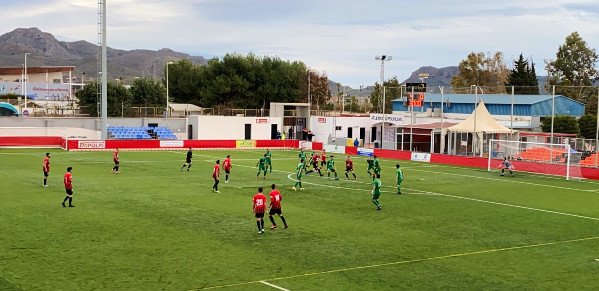 Atlético Pulpileño vs SFC Minerva 2