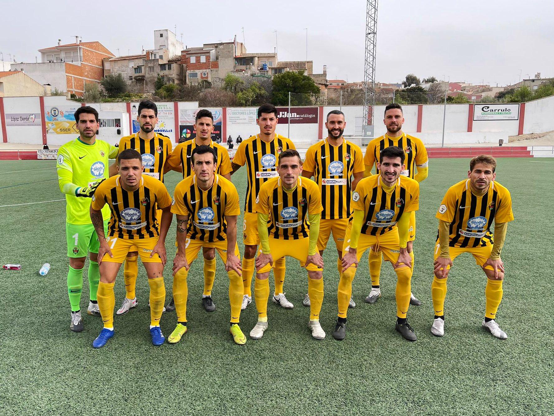 CD Bullense BiFibra vs Atlético Pulpileño