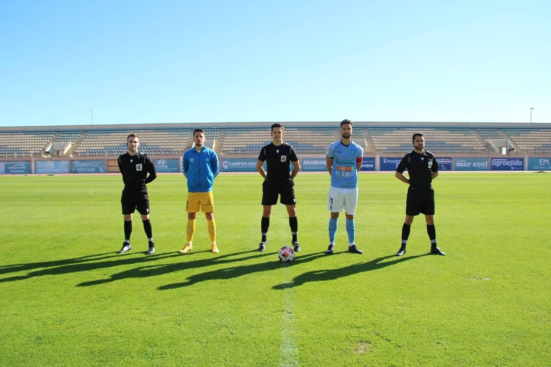 CD El Ejido 2012 vs UCAM Murcia CF 1