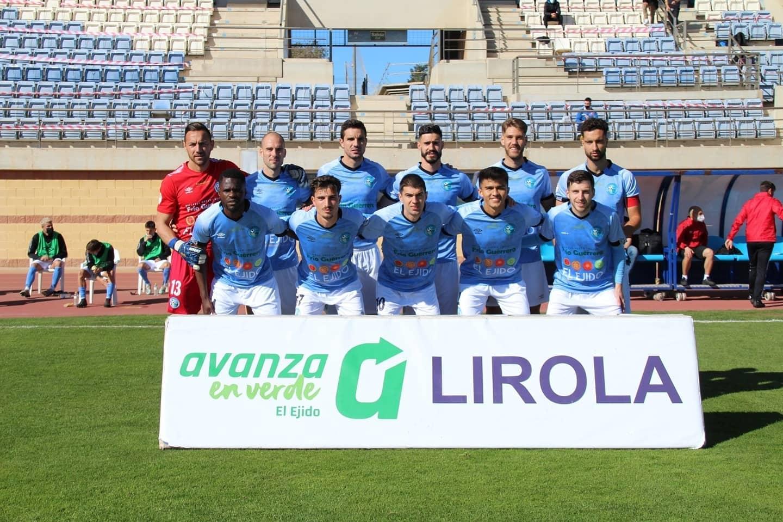 CD El Ejido 2012 vs UCAM Murcia CF 2