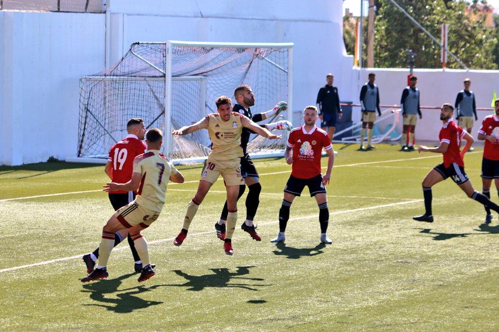 Huércal-Overa CF vs FC Cartagena B 1