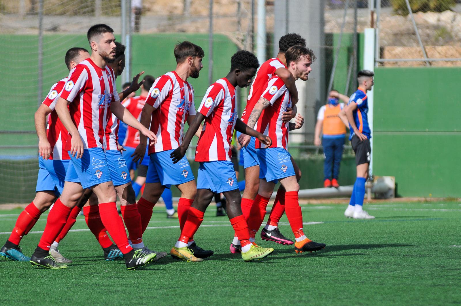 Poli Almería vs Atlético Porcuna CF 1