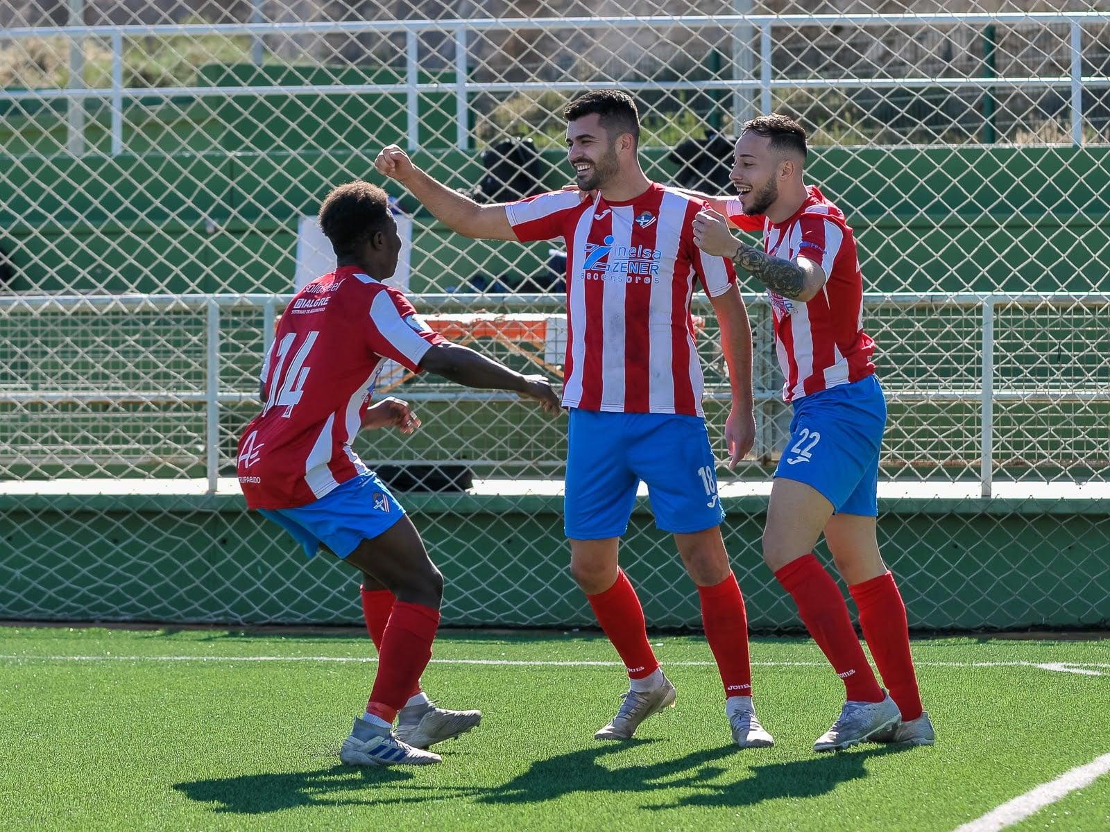 Poli Almería vs Real Jaén CF 1