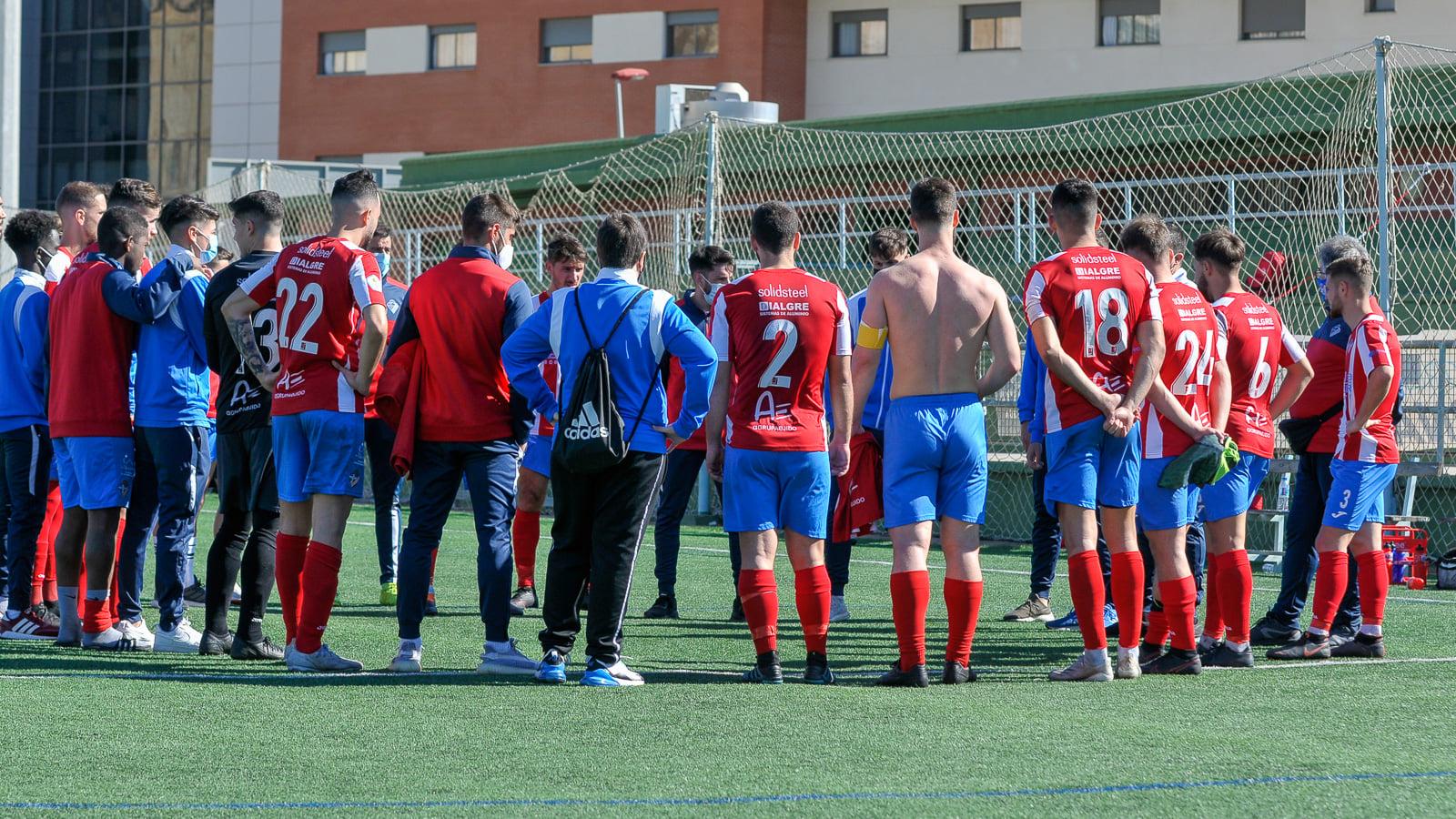 Poli Almería vs Real Jaén CF 2