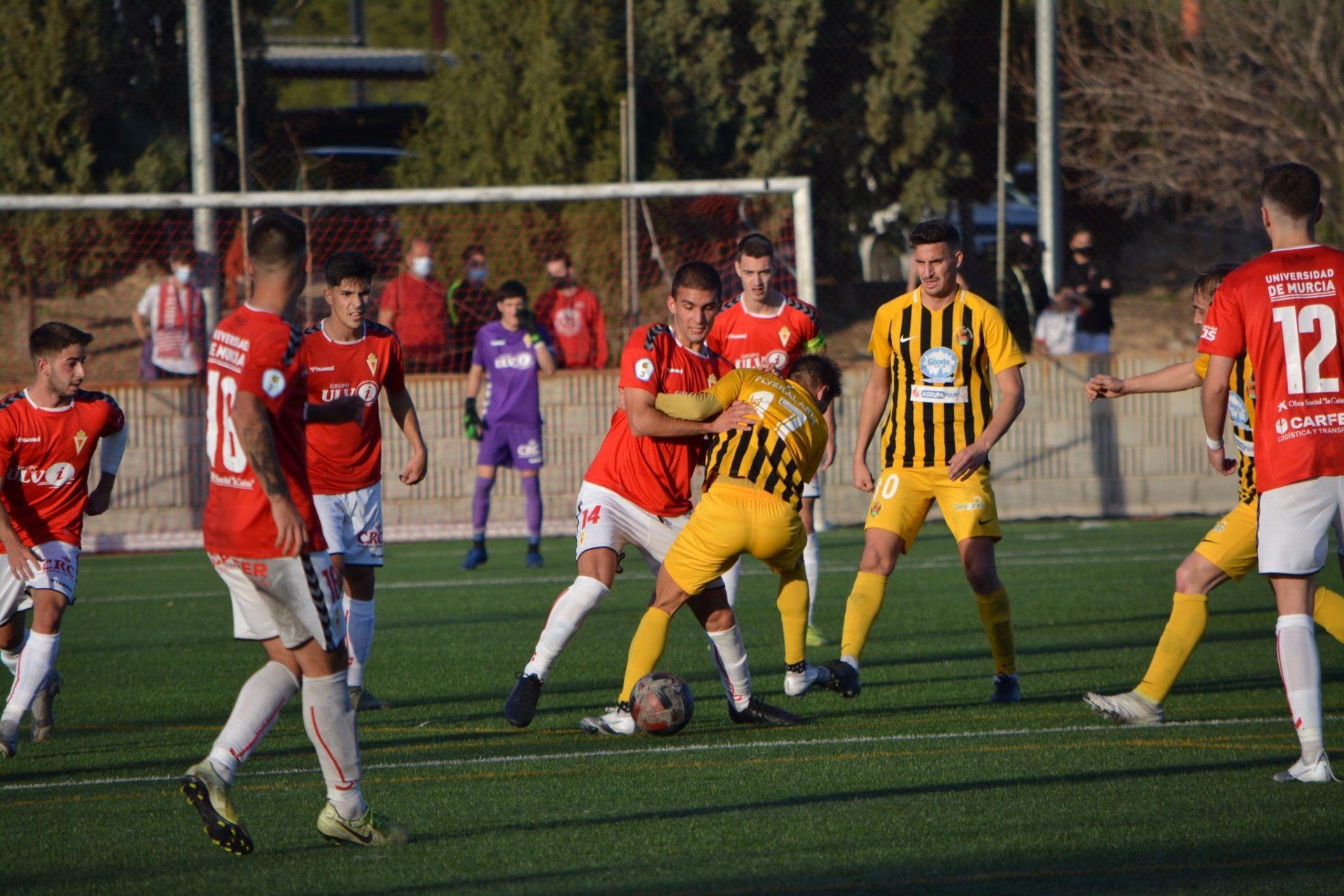 Real Murcia Imperial vs Atlético Pulpileño 1