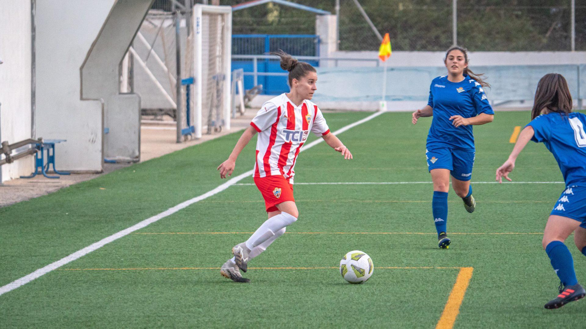 UDA Femenina vs Real Betis B 1