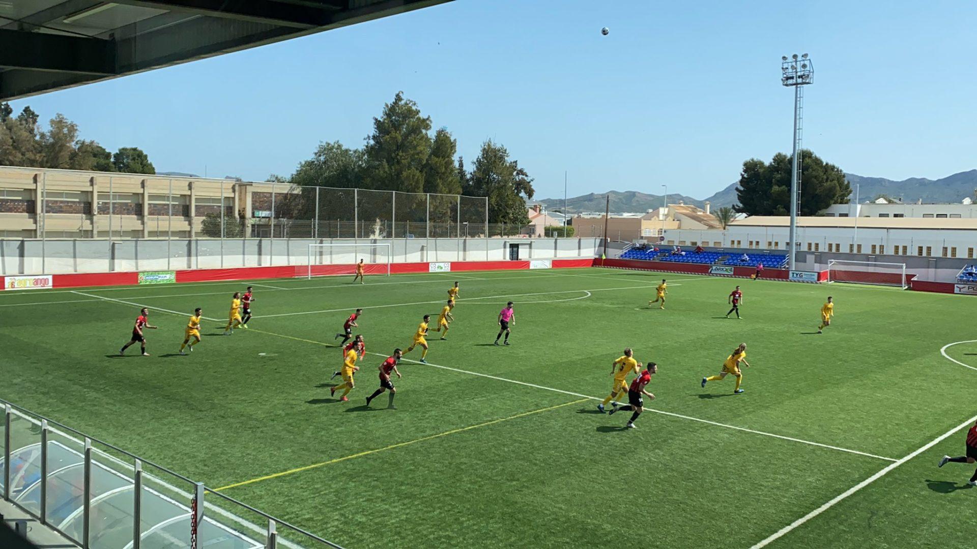 Atlético Pulpileño vs UCAM Murcia CF 1