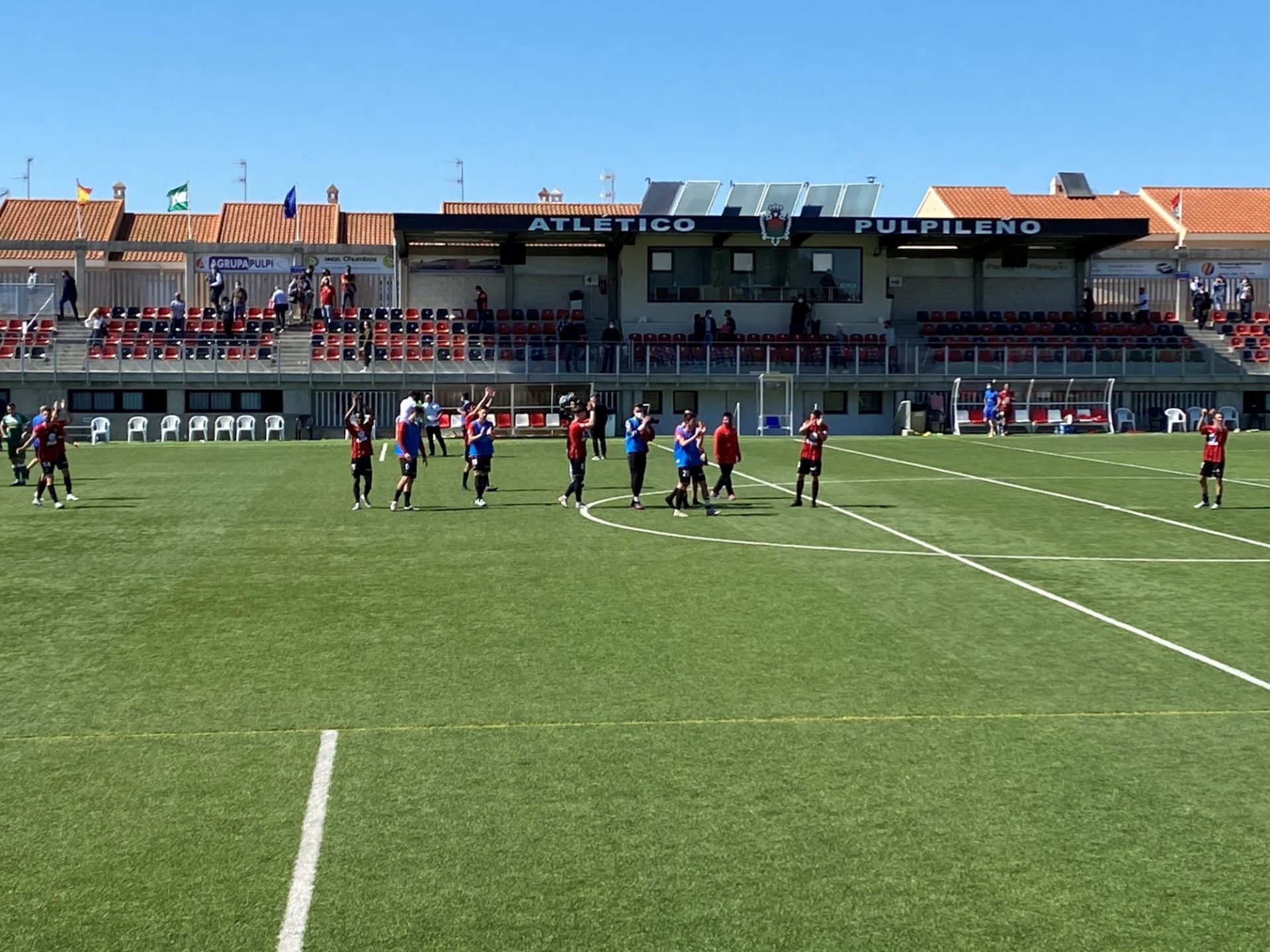 Atlético Pulpileño vs UD Los Garres 1