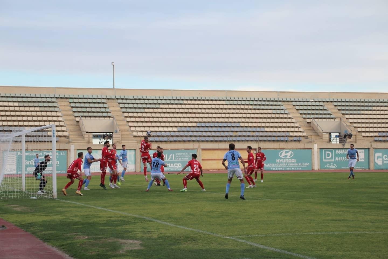 CD El Ejido 2012 vs Real Murcia CF 3