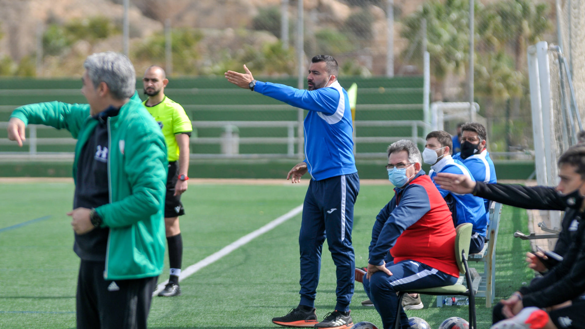 Poli Almería vs CD Huétor Vega 2