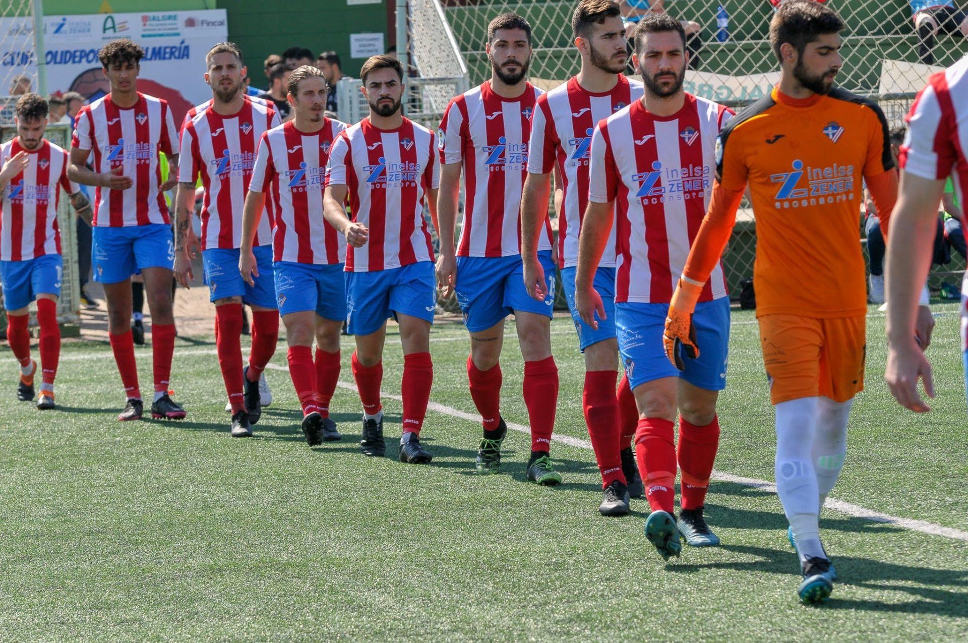 Poli Almería vs CD Torreperogil 1