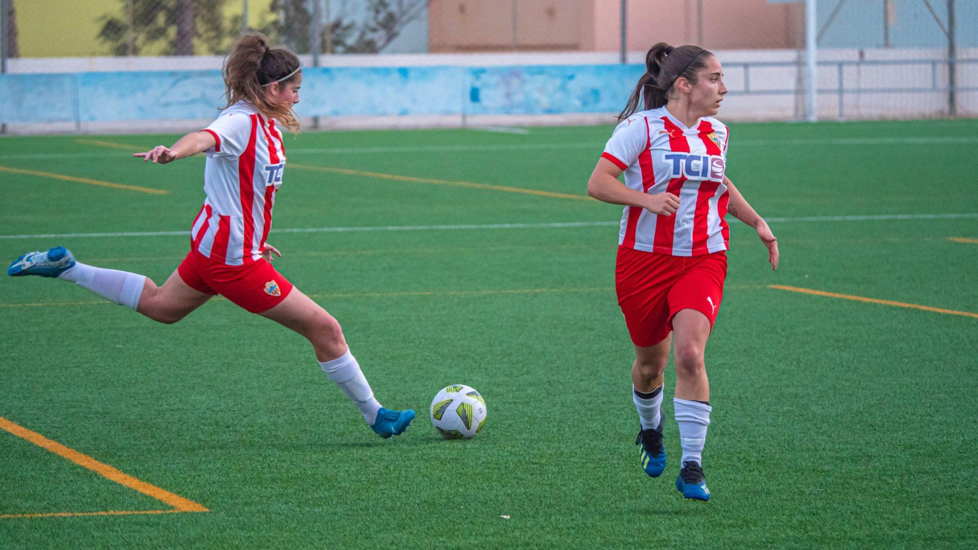 UDA femenina vs Real Betis B 2